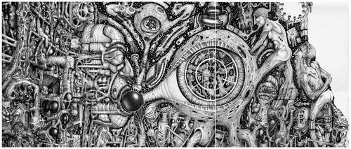 W.I.P. Event Horizon by LucaRossiMartin