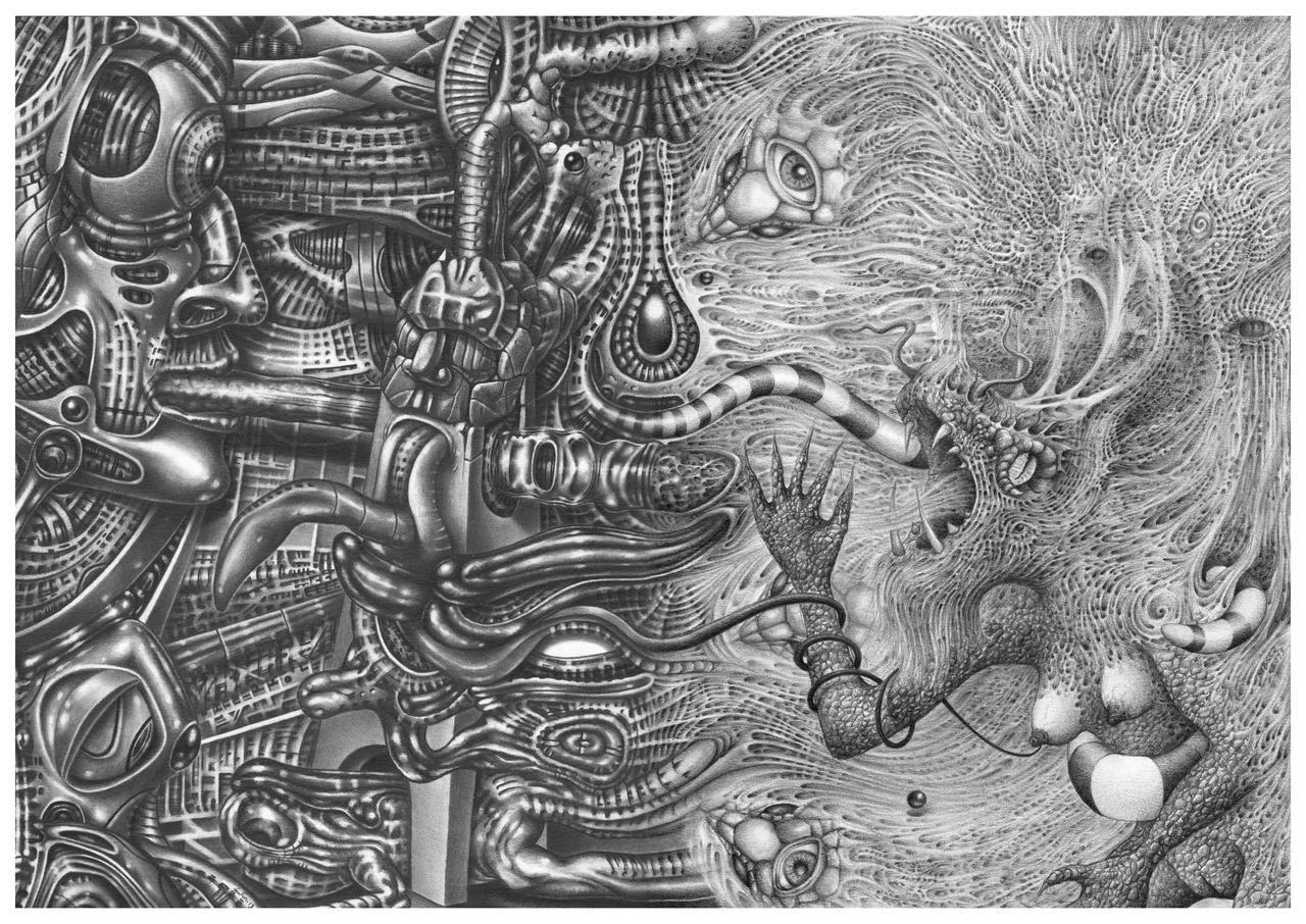 Merging Worlds by LucaRossiMartin