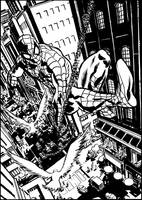 Spider-man by deankotz