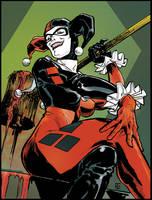 Harley Quinn by deankotz