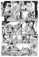 'Heaven's Door' pg 2 by deankotz