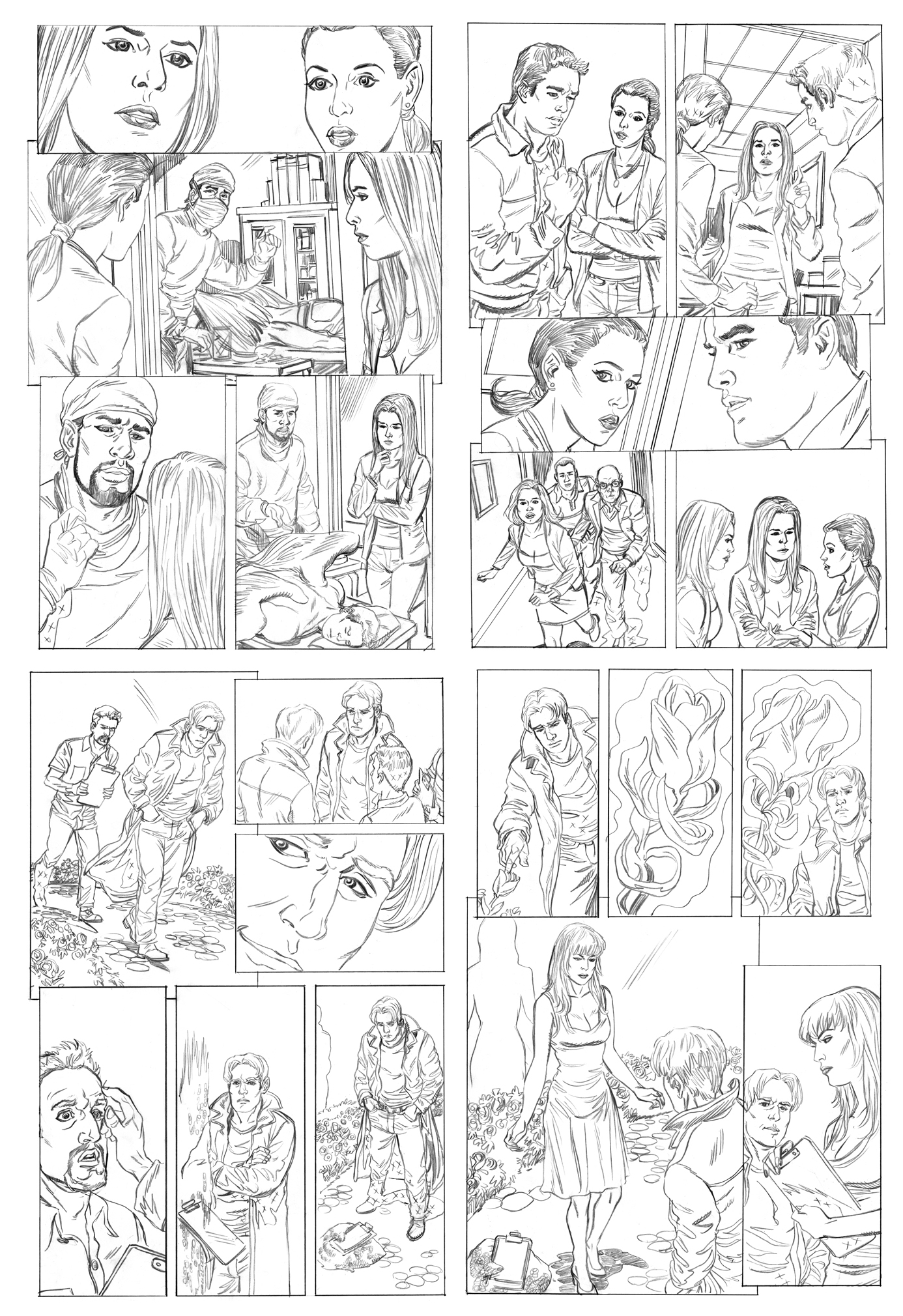 Charmed 21 pgs 10 thru 13 by deankotz