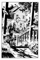 Michael Myers by deankotz