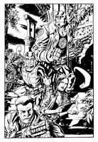 Hellboy and BPRD by deankotz