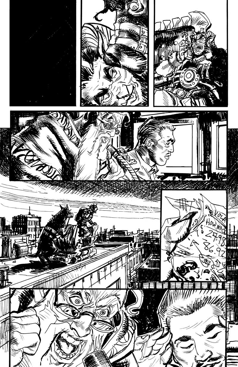 Krampus! Issue #2 pg 7 by deankotz
