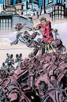 Magnus Robot Fighter color