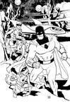 Space Ghost Inks