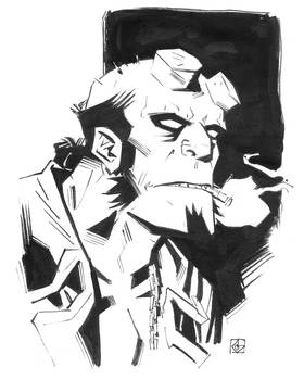 Hellboy Quickie