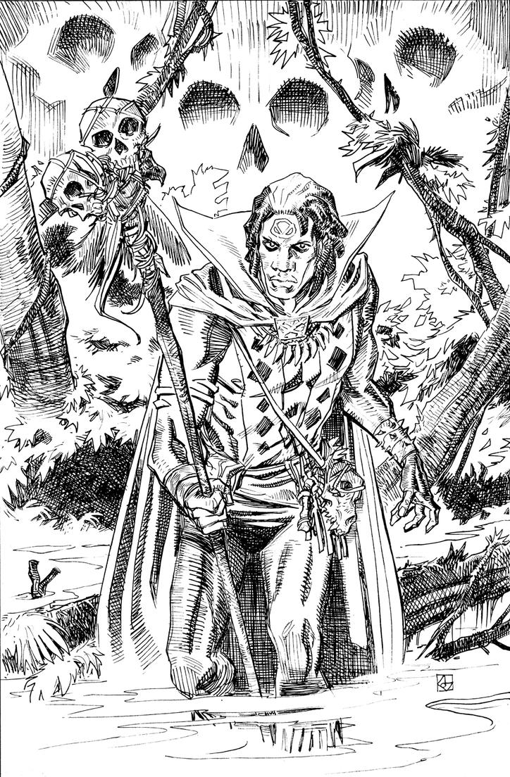 Brother Voodoo by deankotz