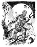 Universal Monsters: The Wolf Man