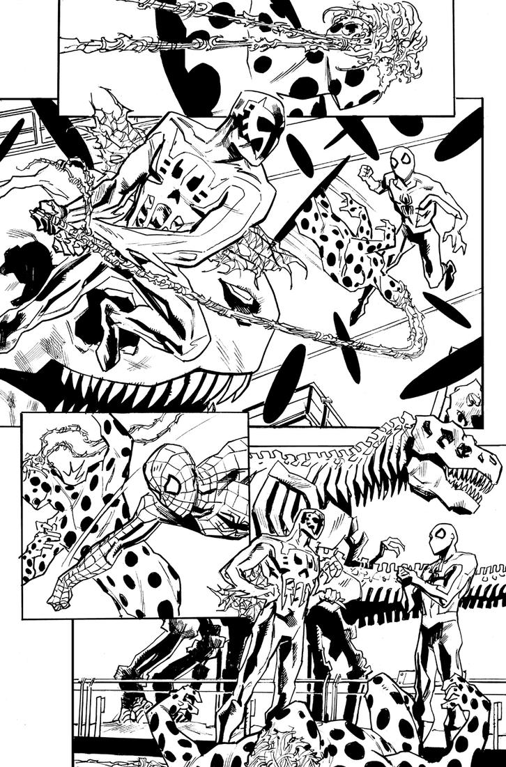 Spidey and the Spot sample pg 3 by deankotz