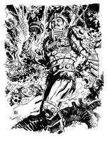 Masters of the Universe: Man-At-Arms by deankotz