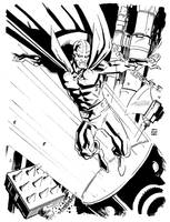 Mister Miracle by deankotz