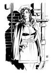 Marvel's Night Nurse.