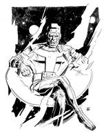 Kang the Conqueror by deankotz