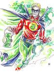 Alan Scott,  Green Lantern