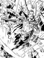 Doctor Strange by deankotz