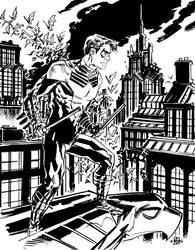 Nightwing by deankotz