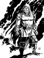 Doctor Doom by deankotz