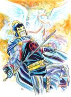 The Black Knight by deankotz