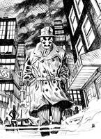 Watchmen: Rorschach by deankotz