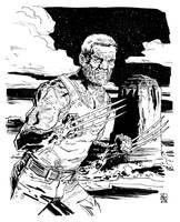 Old Man Logan by deankotz