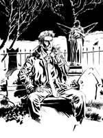 John Constantine by deankotz
