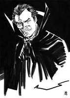 Marvel's Dracula by deankotz