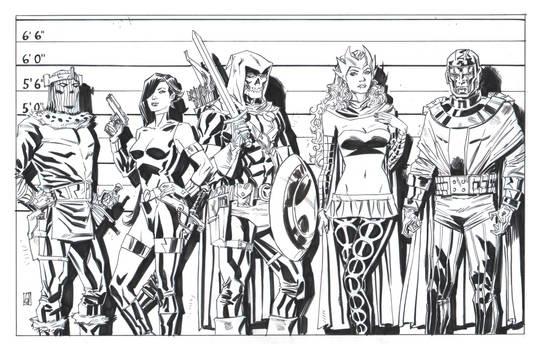 Avengers Villain Lineup