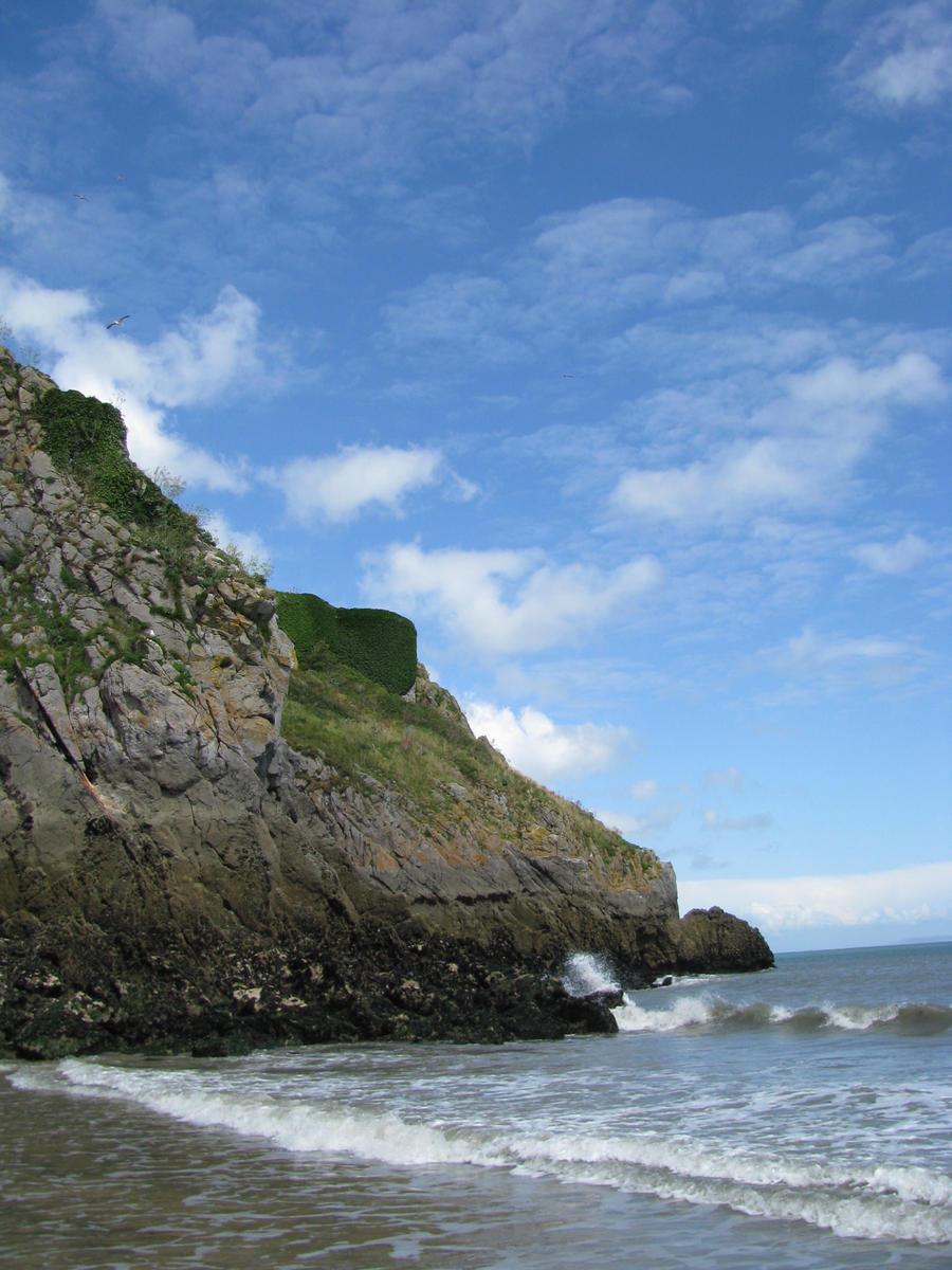 Nature 123 cliffs by Dreamcatcher-stock