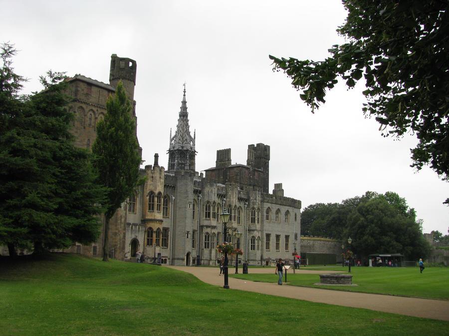 Places 416 castle by Dreamcatcher-stock