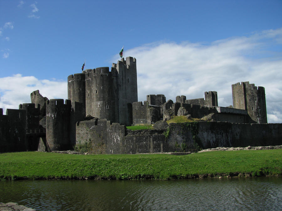Places 462 Castle by Dreamcatcher-stock