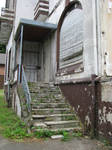 Places 550 abandoned house by Dreamcatcher-stock