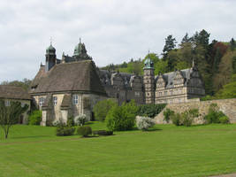 Places 787 castle and chapel by Dreamcatcher-stock