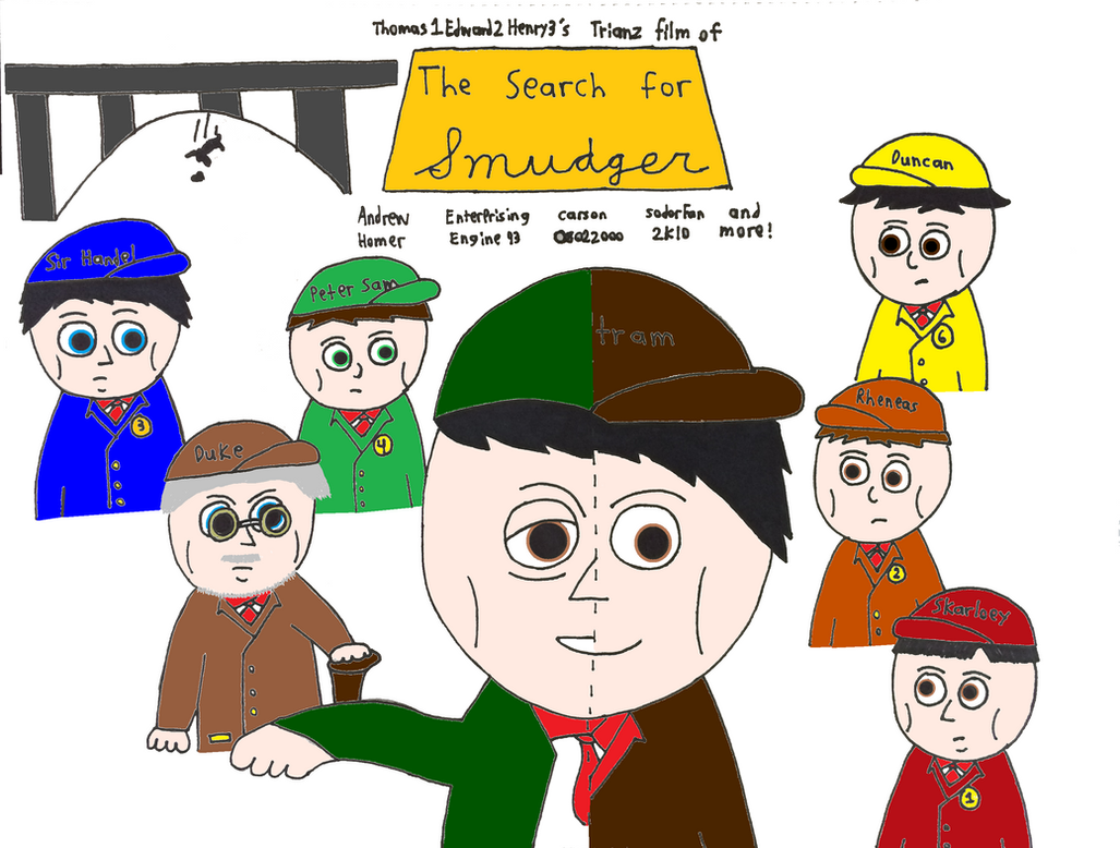 The Search For Smudger Humanized by BlueEngineLiz6 on ...