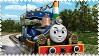 Rajiv the Fairy Queen Engine Stamp by BlueEngineLiz6