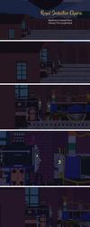 Royal Seductive Charm (Comic) (Read Description) by BlueEngineLiz6