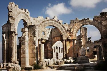 Three arches by davidsant