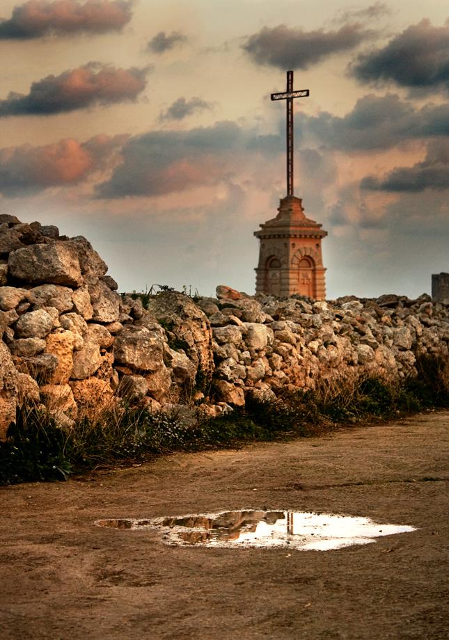 The Cross by davidsant