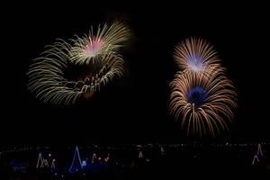 Fireworks I by davidsant