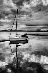 Sailing Yacht by davidsant