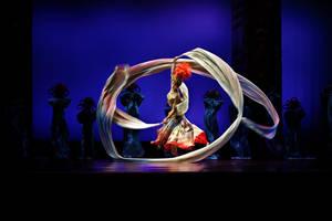 Chinese Acrobatics V by davidsant