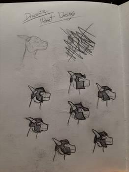 Draconian Concept Art #2