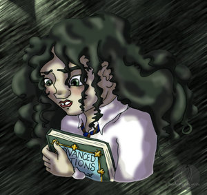 Mara Snape - thedustyphoenix by HP-OC-Witches