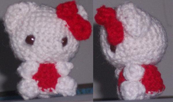 Amigurumi Heartless Pattern : Amigurumi 4:Hello Kitty by AbstractAttic on deviantART