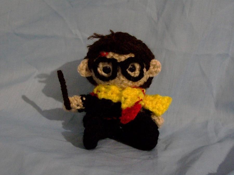 Amigurumi Human Pattern Free : Amigurumi 6: Harry Potter by AbstractAttic on deviantART