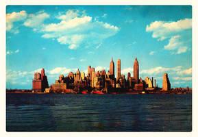 NYC 1965 by twistingteen