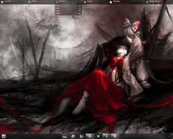 Moody Desktop by yorgash