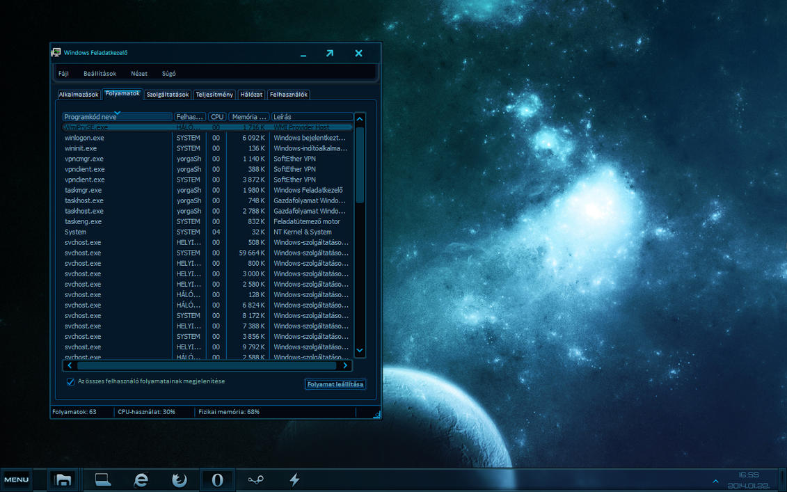 Starcraft 2 Windows Theme preview by yorgash