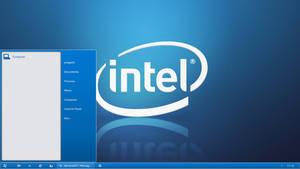 Intel Windows Theme - WIP by yorgash
